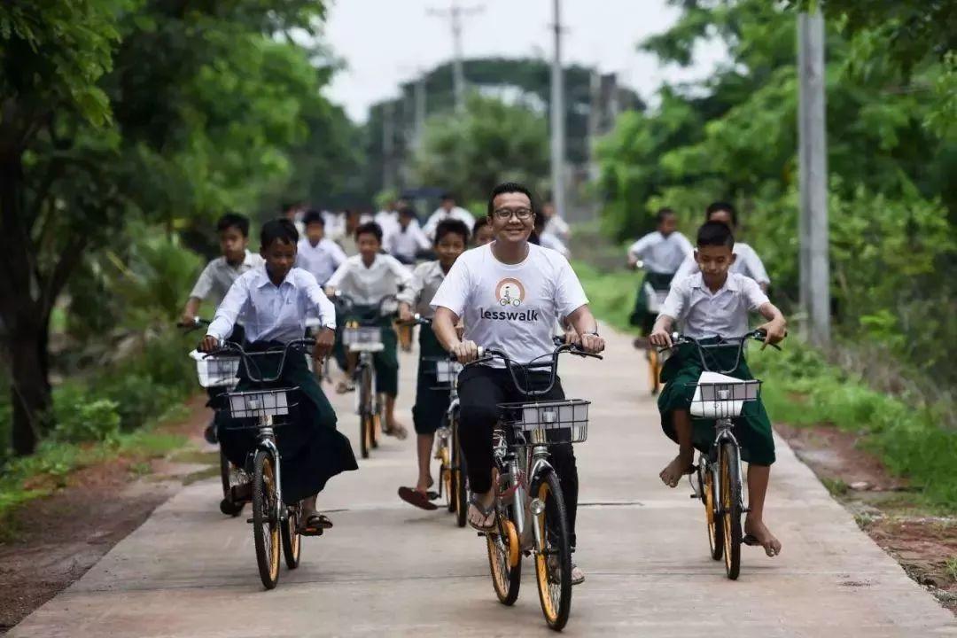 "<b>无语!10000辆被废弃的中国共享单车,正成为缅甸孩子的""豪车""</b>"
