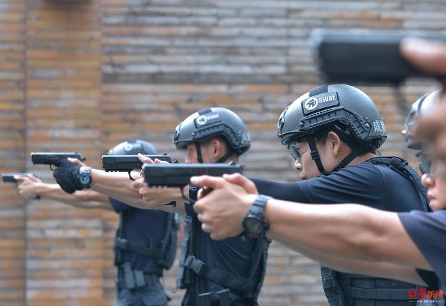 """世警会9大赛区赛程提前看:来龙泉驿赛区看各国""""神枪手""""射击比拼"""
