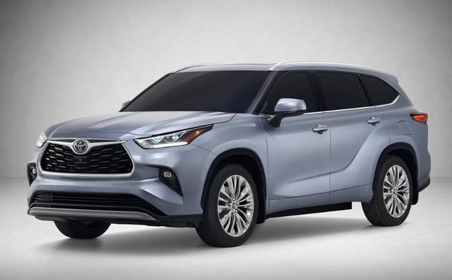 全新2020款丰田汉兰达来了,新外观比途昂还大气,性能不输锐界