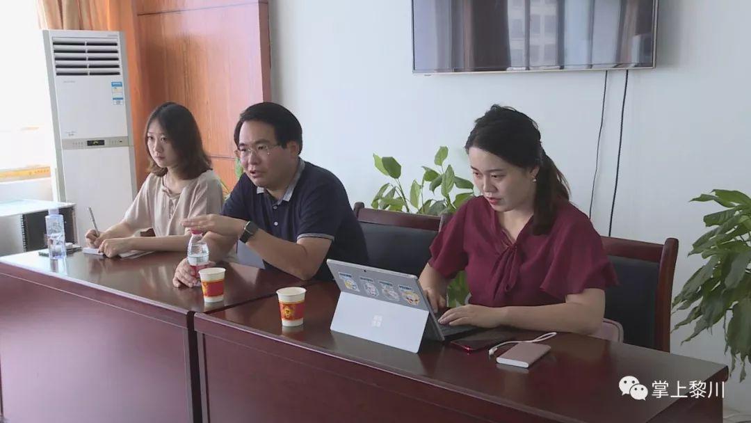 今日头条&抖音政务部新媒体培训在我县举办