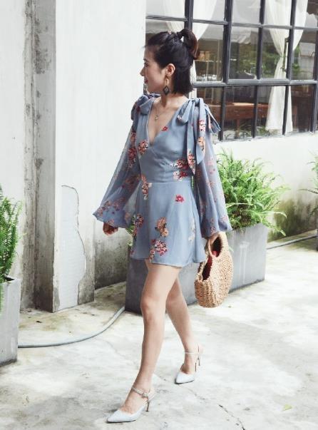 夏日穿搭推荐,职场辣妈着装大变身,穿对衣服瘦十斤!