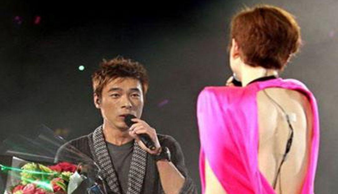 许志安想洗白?陪健身陪跑步支持郑秀文演唱会,但粉丝不买账!