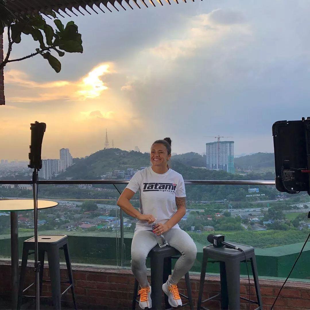 2019年7月12日ONE冠军赛 李胜珠vs尼克里尼 [视频] Angela Lee vs. Nicolini