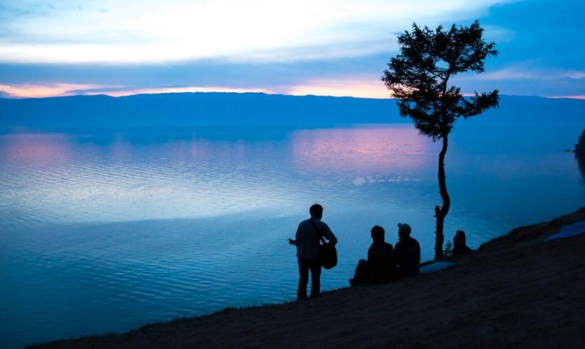 谭晶演唱这首 贝加尔湖畔 天外之音,太好听了