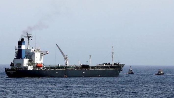 """""""被扣伊朗油轮""""船长及大副被英国正式逮捕"""