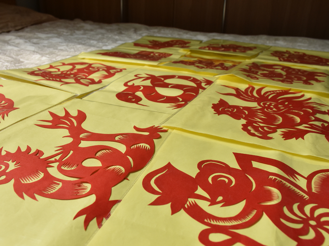杏花书院三下乡|指尖上的中国非遗 沉默无声中的大美艺术