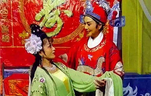 大型古装皖南花鼓戏《麻姑与行郎》