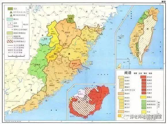 【方言地图】中国七大方言你会说哪个?
