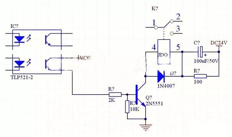 干货 继电器的工作原理及驱动电路,看完终于懂了