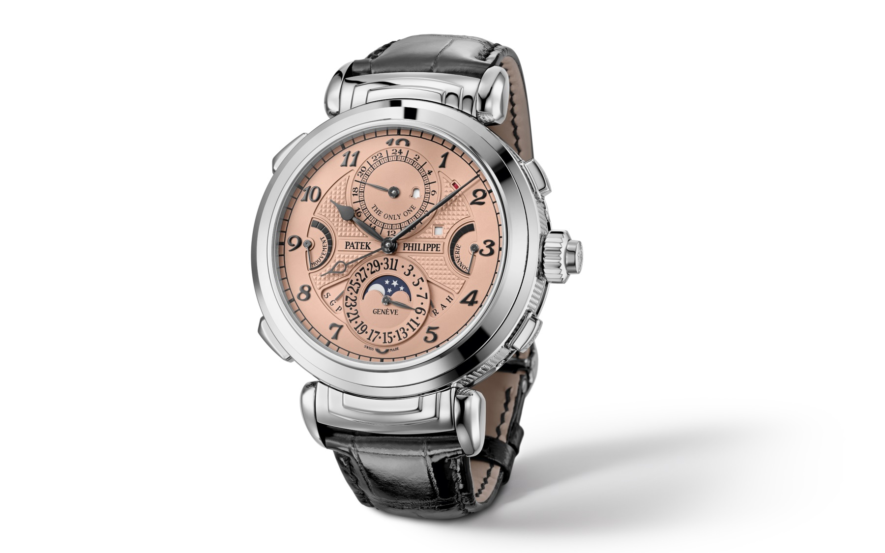 男士方形手表