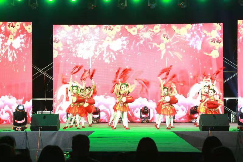 沂南:亚洲少儿影视模特大赛城市冠军总决赛激情上演