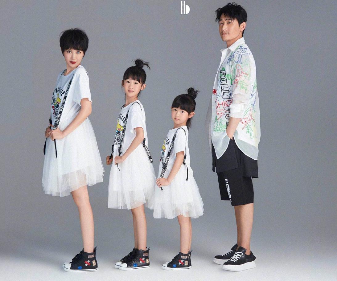 张梓琳3岁女儿身高逆天,张梓琳到底多高和关晓彤在一起就知道了