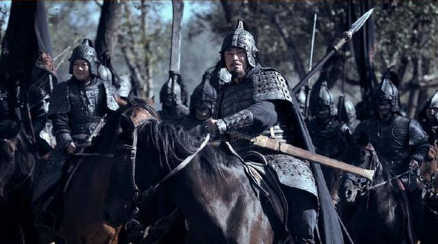 他才是三国第一猛将,可与数百魏将对打,吕布也不是他对手
