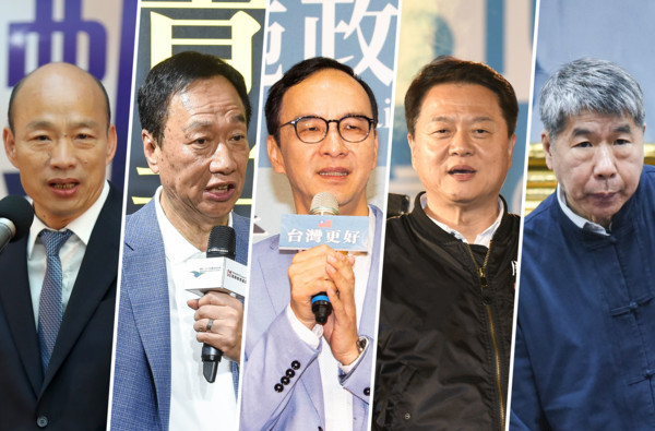 国民党2020初选民调今天完成 吴