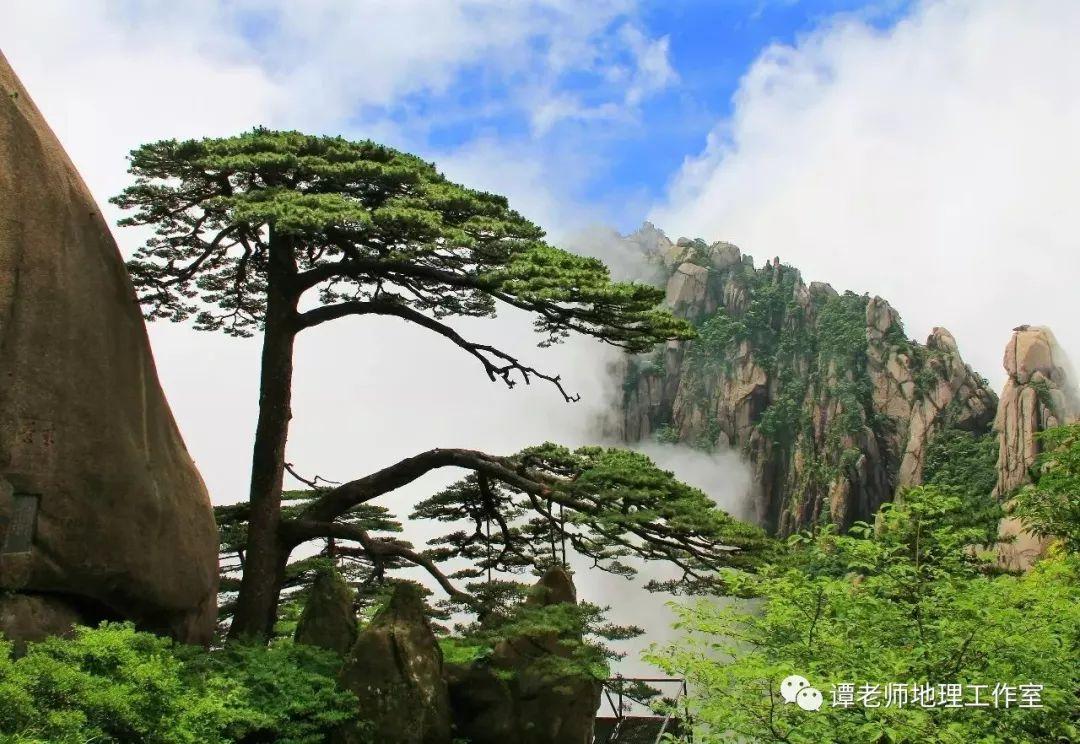 【风景地理】如何利用黄山学习地理知识