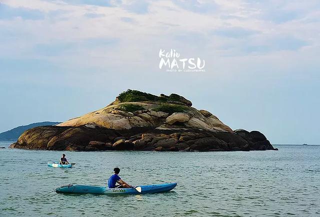 漂洋过海来见你 | 卡溜马祖,印象北竿,听海的声音……_福州