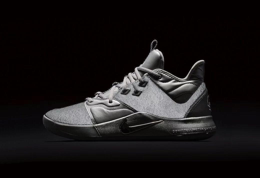 """太空即视感!全新 Nike PG 3 """"NASA"""" 即将发售!"""