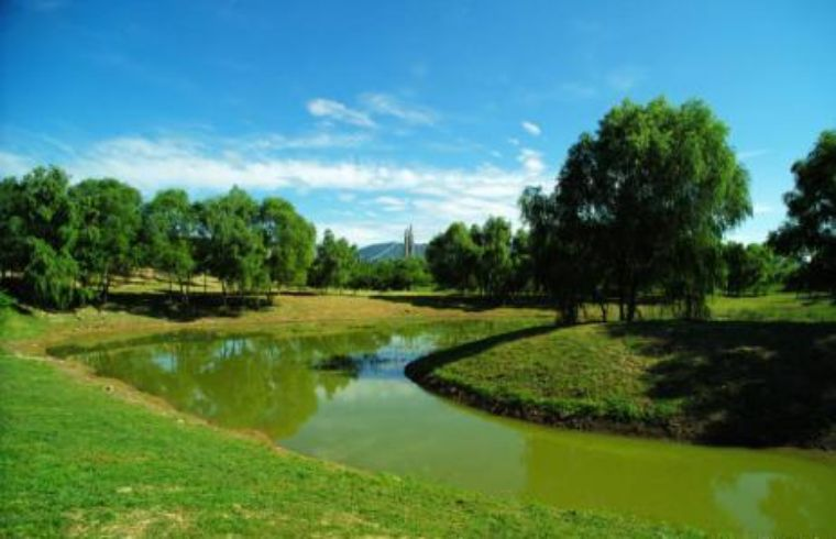 """北京的这座""""水上公园""""比颐和园大,比奥森景致美,而且还免费"""