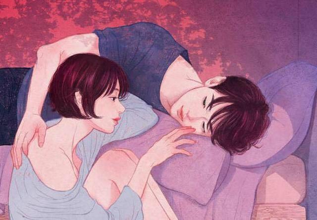 爱上一个婚外之人,爱而不得,又放不下,太折磨人