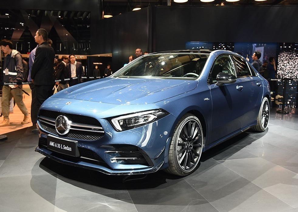 原创国产AMG,自有品牌首辆性能车等。,即将到来的年轻人汽车盘点
