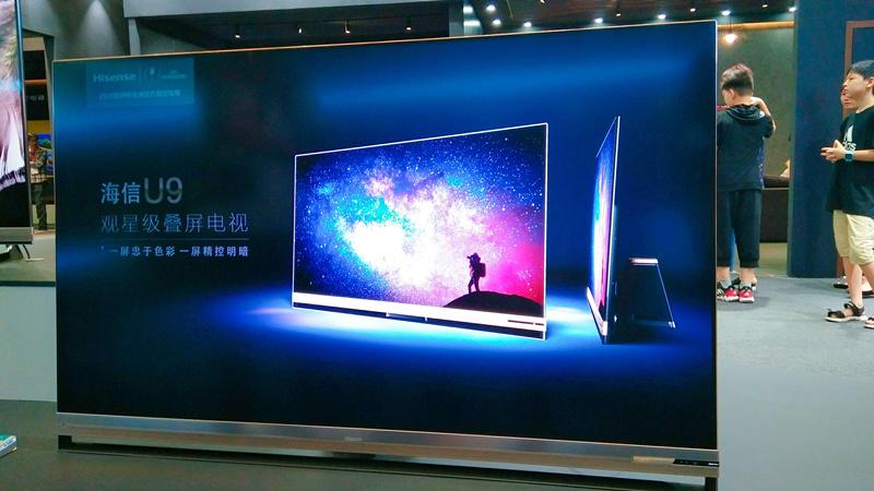 8K、激光、柔性显示,在UDE2019国际显示博览会看见未来