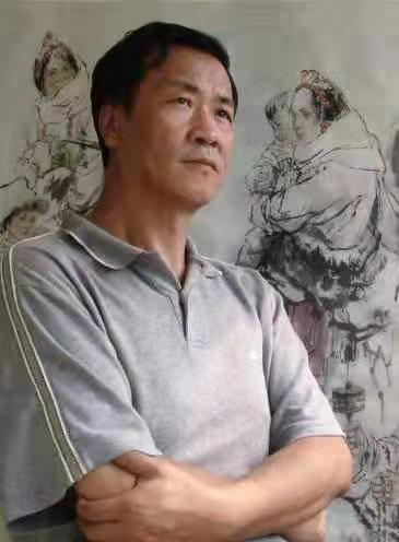中国画名家——史殿生先生作品欣赏