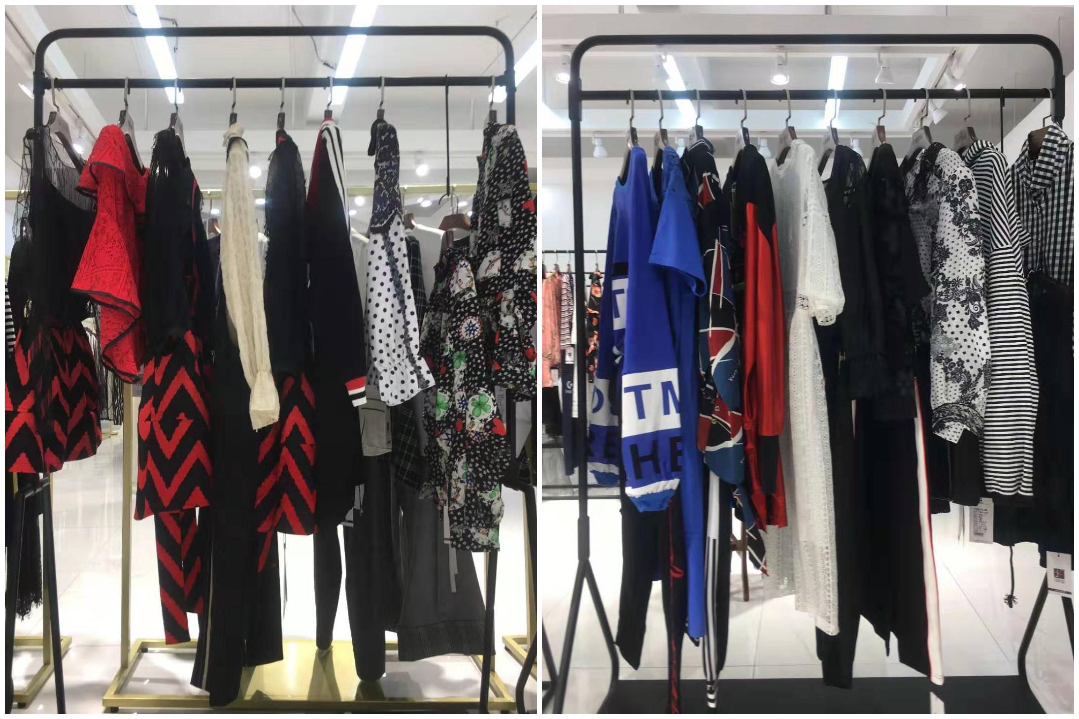 吸引顾客进店的10平米蜂后国际品牌扣头女拆店拆修结果图