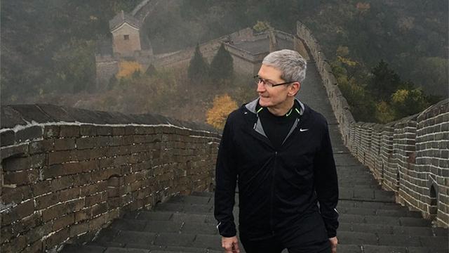 苹果或引入京东方,库克是最懂中国的硅谷大佬