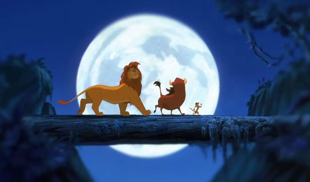 最好的父爱动画电影 狮子王 教会我们的那些事