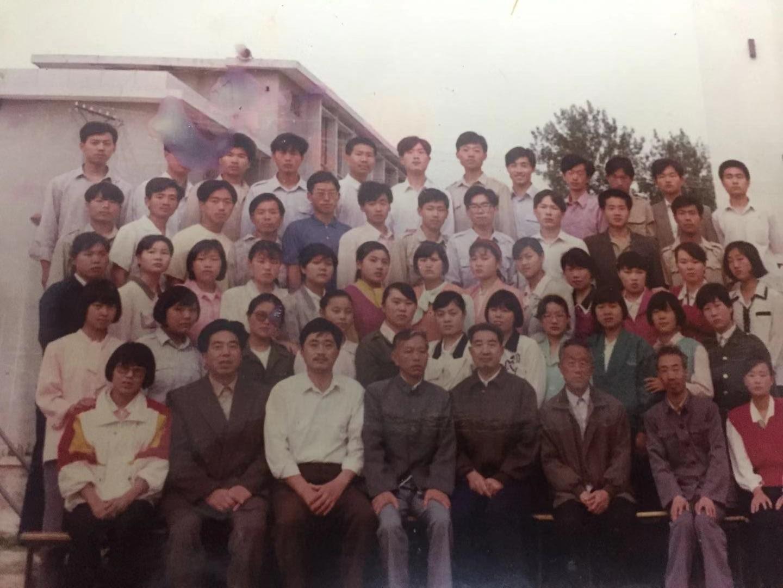 上蔡师范学校专栏 | 二十五年前的回忆