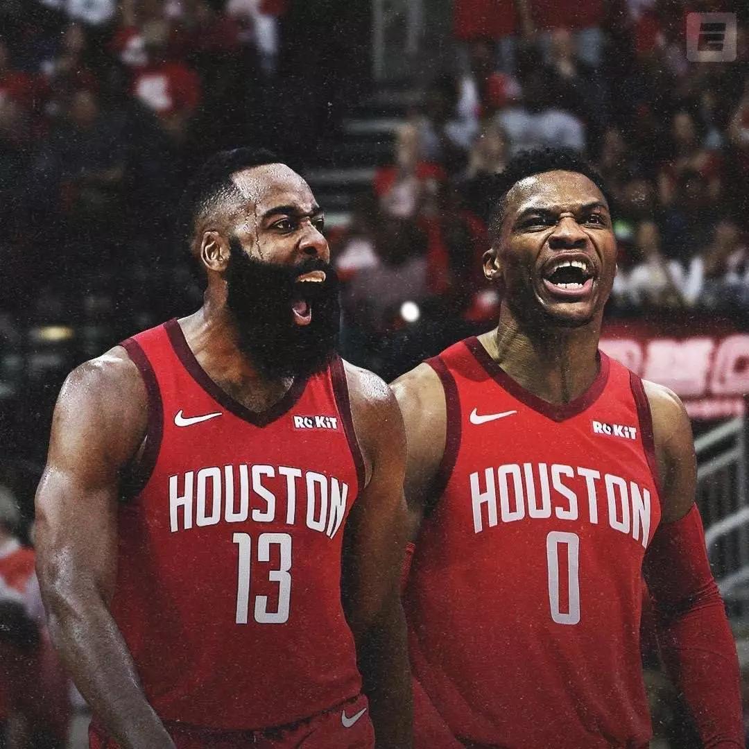 若韋少和哈登完美兼容?他能否打出MVP賽季的表現?