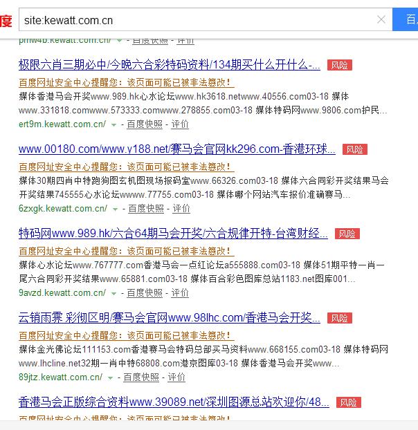 seo竞价排名_SEO干货:网站安全之域名泛解析处理及防护