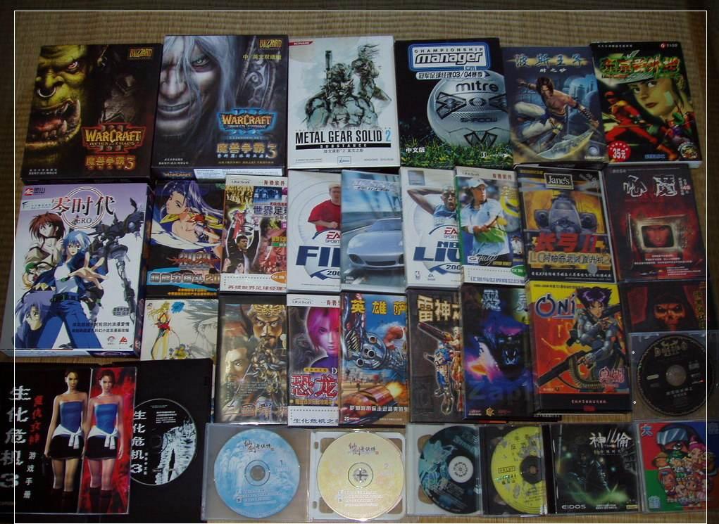 游戏杂谈:盗版游戏的发展史是怎样的?又是如何一步步走向巅峰的?