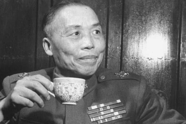 他是桂系军阀四把手,管理广西19年,从不想靠着谁,中将加上将衔