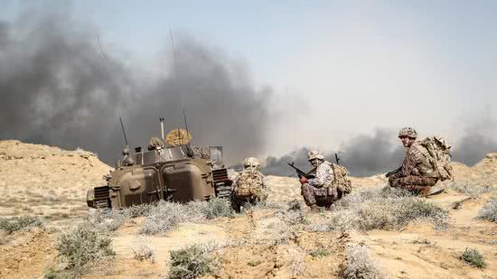 武装团伙渗透伊朗打死3人!随后遭导弹报复,大国阴谋浮出水面