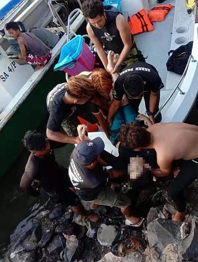 中国游客大马遇炸身亡,警方称可能是疑凶谋杀潜水教练祸及无辜