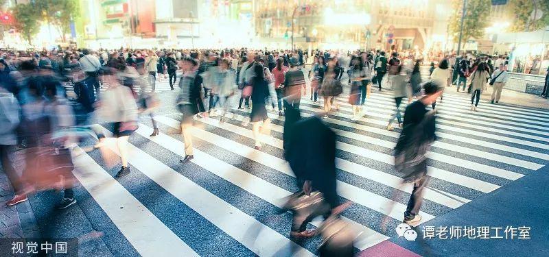【人口地理】世界人口爆炸然而人口老龄化严重