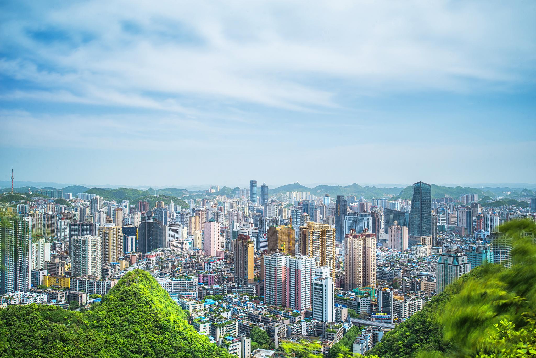 省政府批准《黔中经济区核心区空间发展战略规划》 惠水纳入贵阳都市区范围