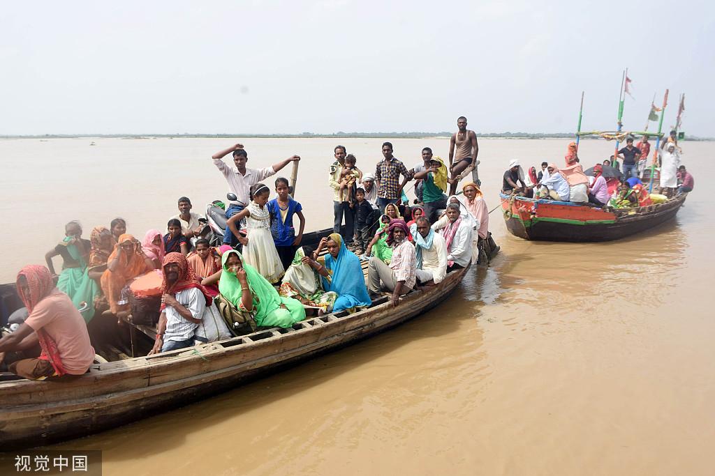 南亚季风性降雨引发洪灾、山体滑坡,已致100多人死亡