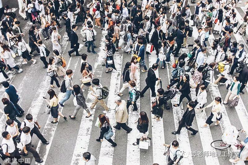 世界人口老龄化_俄专家:欧洲和亚洲人口在世界总人口中的占比将下降