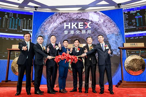 中梁控股完成香港上市,开盘市值197亿港元