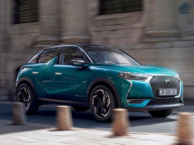 相对于奥迪Q2,标致雪铁龙推出新的小型SUV,DS3 CROSSBACK或来中国