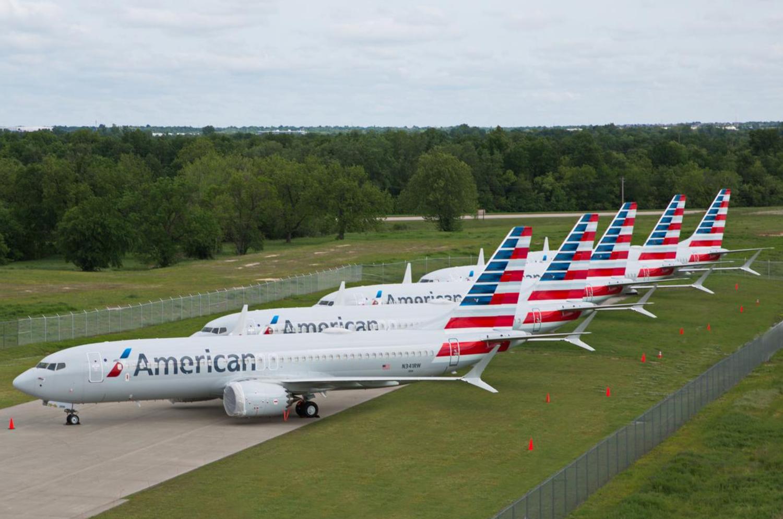 机型又发现另一缺陷!美国航空第四次延长波音737MAX停飞期