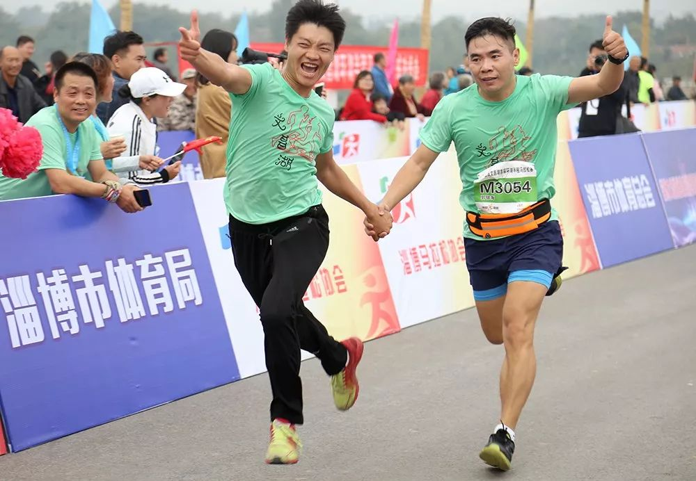 跑 跑 跑 环文昌湖 半程马拉松赛来了 报名已开始