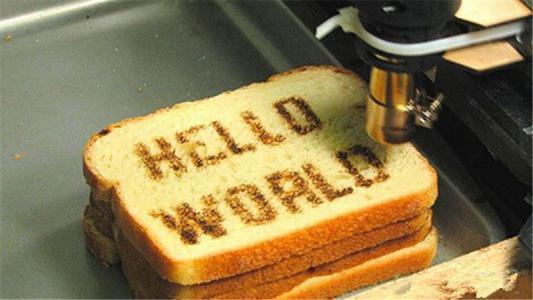 <b>未来已来,3D食品打印开启新一轮的厨房革命?</b>