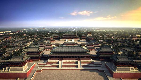 唐朝长安城繁盛无比,是谁将其毁掉?三个无赖一个宦官