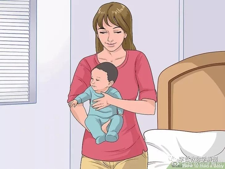 怎样恰当的抱宝宝,这篇全了