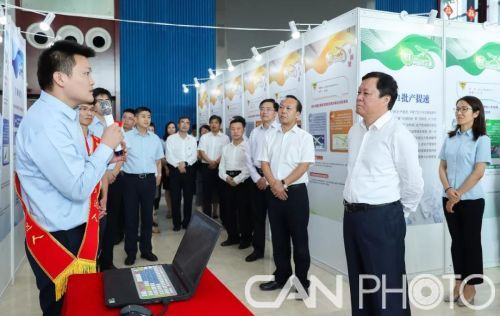 中国商飞部署推进群策群力工作