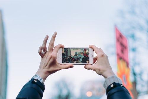 掌握这5个视频拍摄技巧不用单反用手机1分钟拍出电影级大片