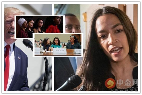 特朗普抨击女性国会议员 面对种族歧视谴责态度强硬